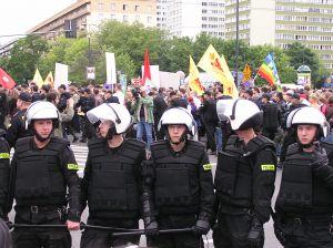 Koniec z nietolerancją w policji